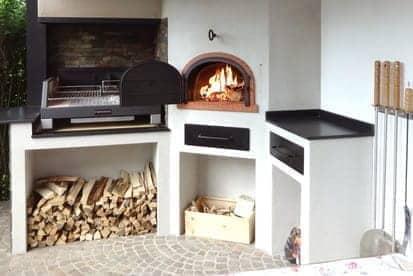 Außenküche Mit Pizzaofen : Bon a therm gmbh bad.ofen.heizung.