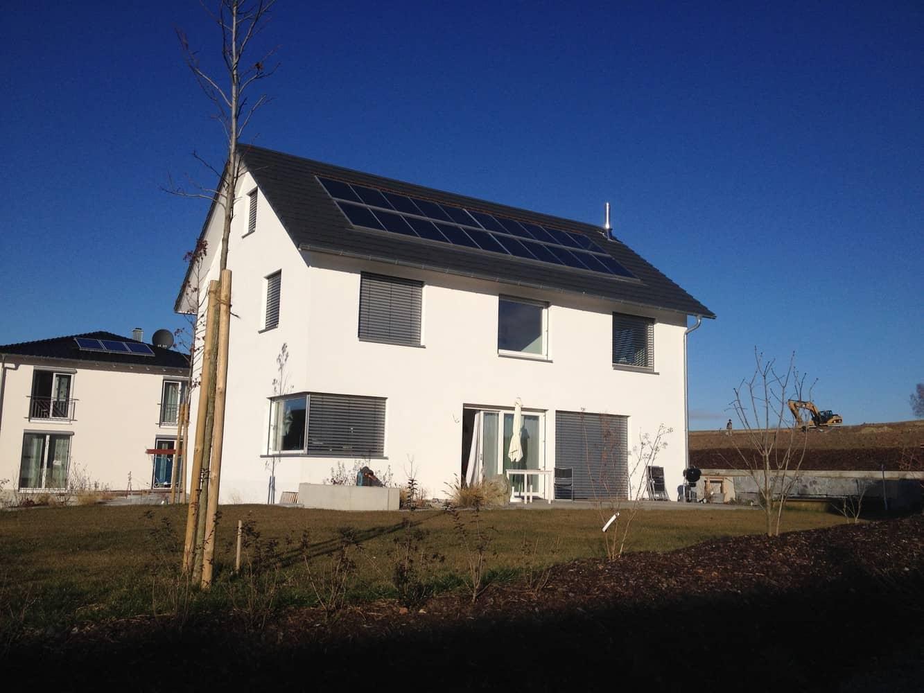 Mit Dem Sonnenhaus Energie  Und Heizkosten Sparen